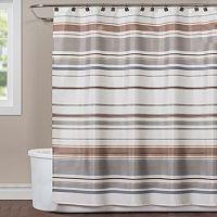 Saturday Knight, Ltd. Colorware Stripe Shower Curtain