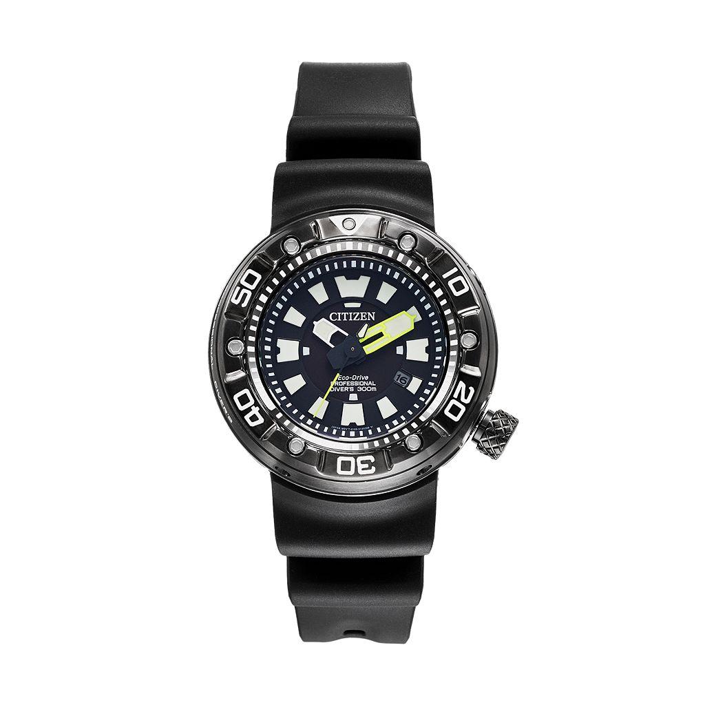 Citizen Eco-Drive Men's Promaster Professional Dive Watch - BN0175-19E