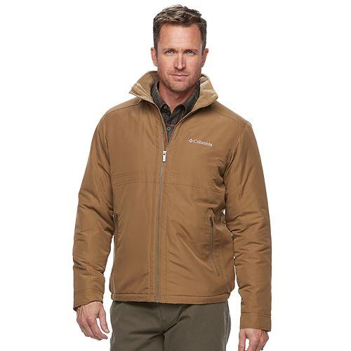 Big & Tall Columbia Northern Voyage Jacket