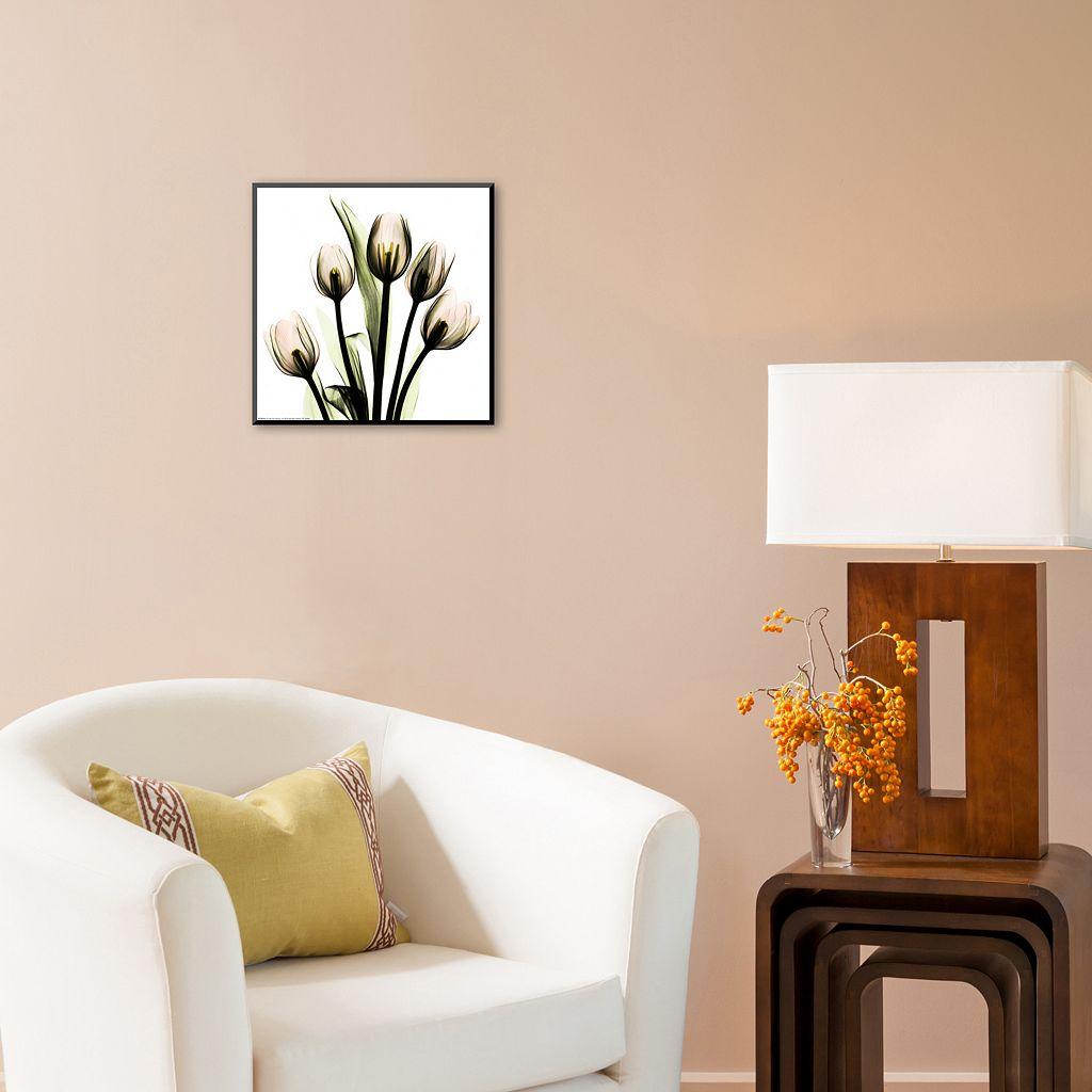 Art.com Tulip Bouquet Framed Wall Art