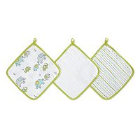 aden by aden + anais 3-pk. Washcloths