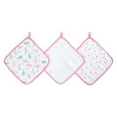 aden by aden + anais 3-pk. Washcloths