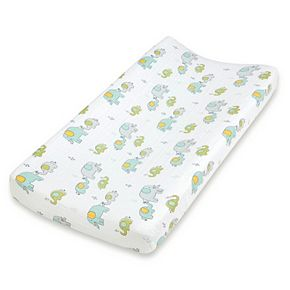 aden by aden + anais Muslin Changing Pad Cover