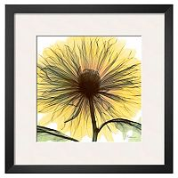 Art.com Dream in Yellow Matted Framed Wall Art
