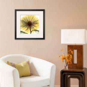 Art.com Dream in Yellow Matted Framed Wall Art