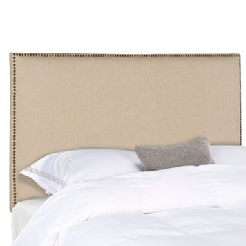 Safavieh Sydney Nailhead Full Headboard