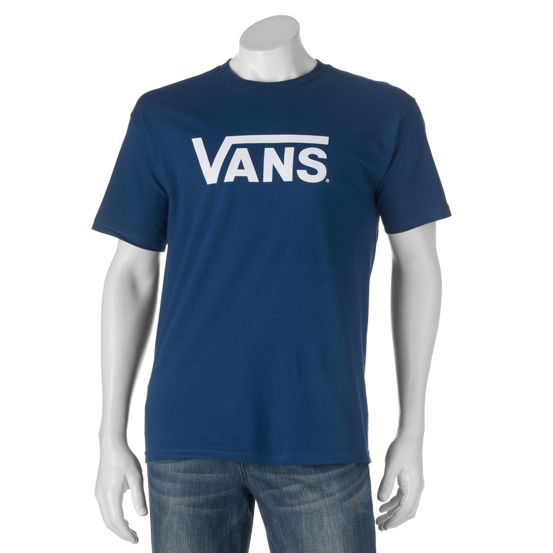 Vans dress blue white bravos.