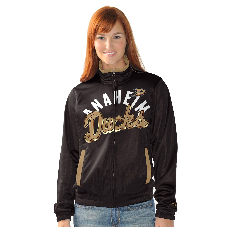 Womens Anaheim Ducks Star Club Jacket