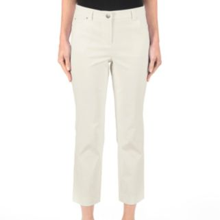 Women's Larry Levine Millennium Straight-Leg Pants