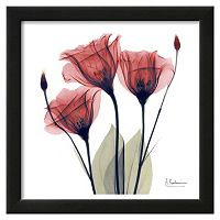 Art.com Gentian Trio Framed Wall Art