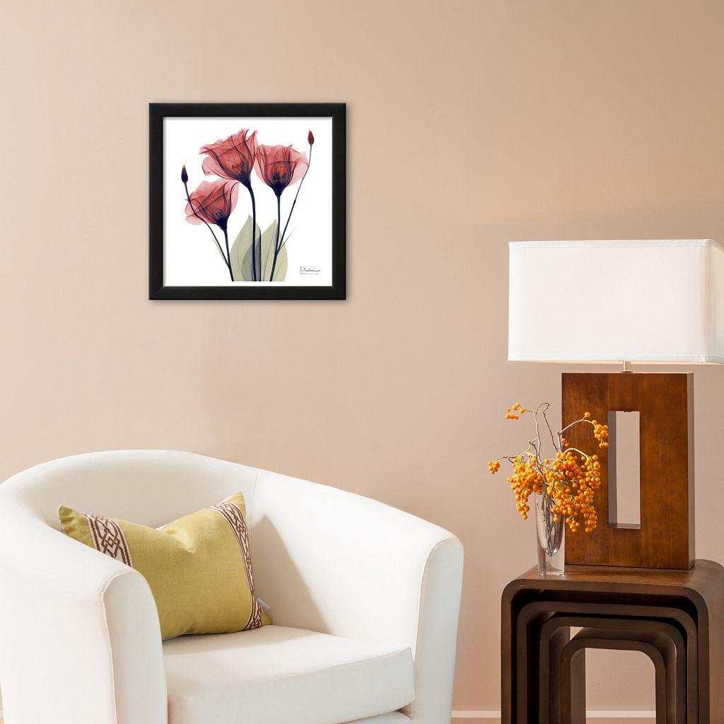 Art.com Gentian Trio Framed Wall Art