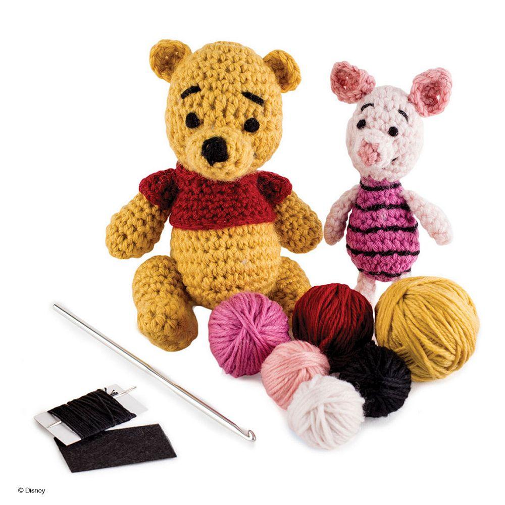 Disneys Winnie The Pooh Crochet Kit