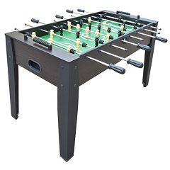 Hathaway Hurricane 54-in. Dark Walnut Foosball Table