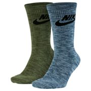 Men's Nike 2-pack Knit-In Crew Socks