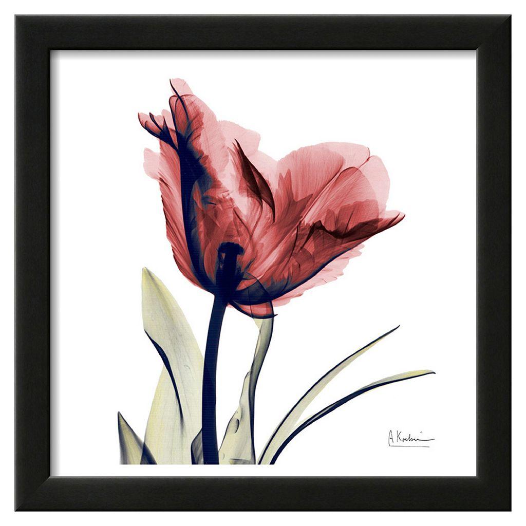 Art.com Single Tulip Framed Wall Art