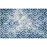 Safavieh Jefferson Quatrefoil Dip-Dyed Wool Rug