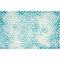 Safavieh Jefferson Quatrefoil Dip-Dyed Wool Rug