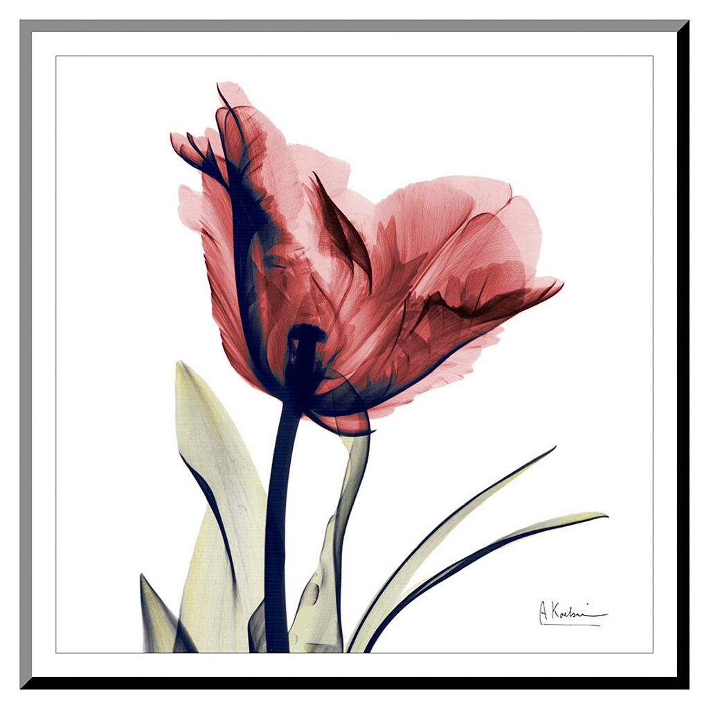 Art.com Single Tulip Wall Art Print