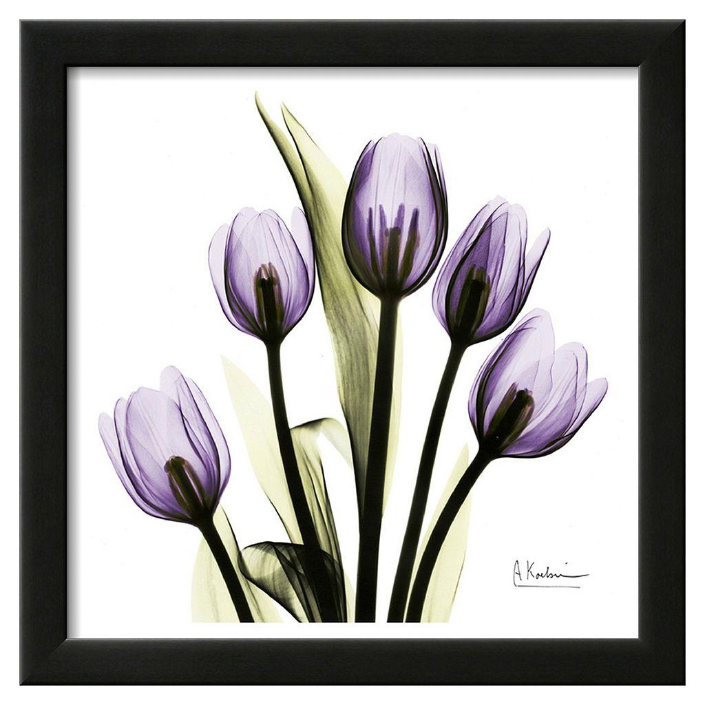 Art.com Tulip Framed Wall Art