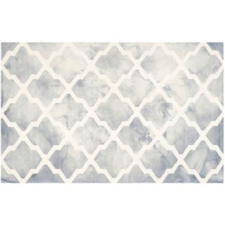 Safavieh Morrison Lattice Dip-Dyed Wool Rug