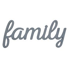 Stratton Home Decor 'Family' Wall Art