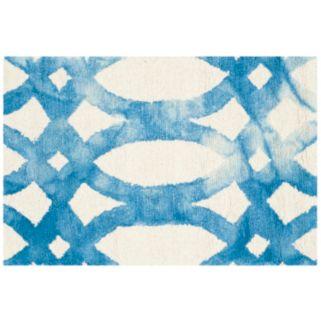 Safavieh Hendrix Geometric Dip-Dyed Wool Rug