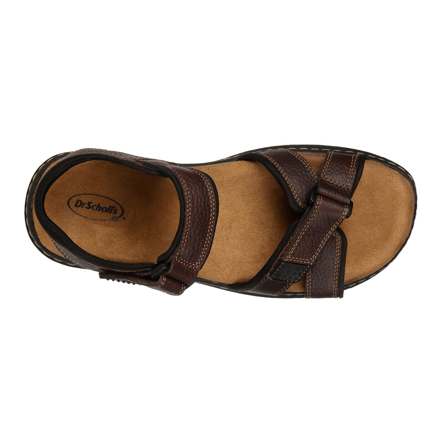 58ae36f5f04 Mens Brown Leather Sandals - Shoes
