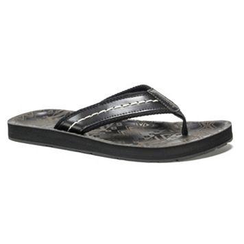 MUK LUKS Silas Men's Flip-Flops