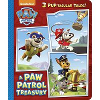 A Paw Patrol Treasury Book