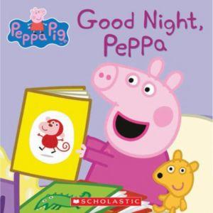 Good Night Peppa Book