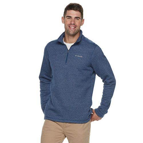 Big & Tall Columbia Ortega Oaks Half-Zip Pullover