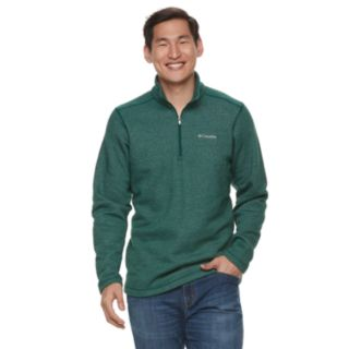 Big & Tall Columbia Ortega Oaks Half-Zip Pullover