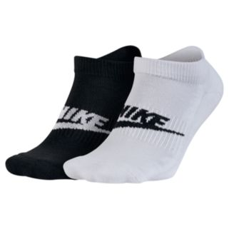 Men's Nike Futura 2-pack No-Show Socks