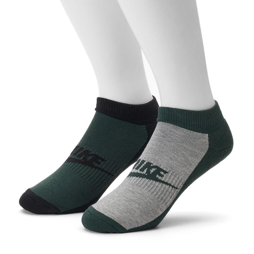 Men's Nike Futura 2-pack No-Show Socks