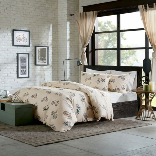 HipStyle Milo 4-piece Duvet Cover Set