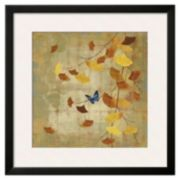 "Art.com ""Ginkgo Branch II"" Framed Wall Art"