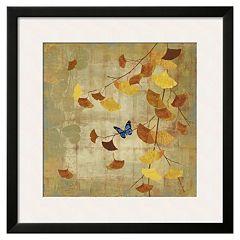 Art.com 'Ginkgo Branch II' Framed Wall Art