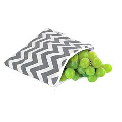 Itzy Ritzy Snack Happens Reusable Snack & Everything Bag