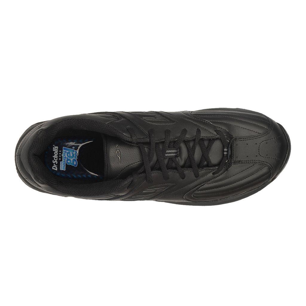 Dr. Scholl's Cambridge Men's Leather Work Shoes