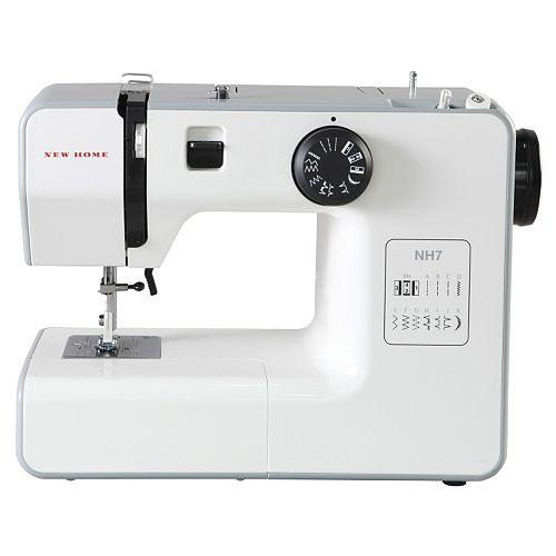 New Home 7-Stitch Sewing Machine