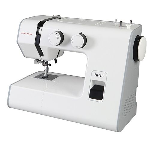 New Home 15-Stitch Sewing Machine