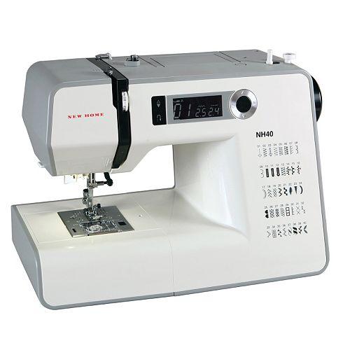 New Home 40-Stitch Sewing Machine