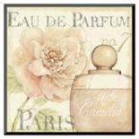 "Art.com ""Fleurs and Parfum II"" Wood Wall Art"
