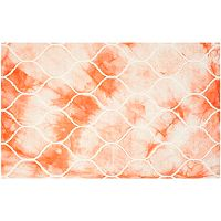 Safavieh Shankar Trellis Dip-Dyed Wool Rug