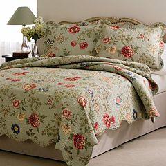 Edens Garden Quilt Set