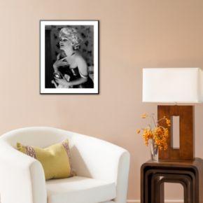 """Art.com """"Marilyn Monroe, Chanel No.5"""" Framed Wall Art"""