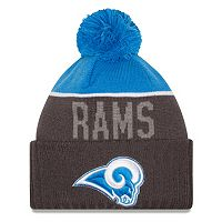 Adult New Era St. Louis Rams Sport Knit Hat