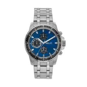 Relic Men's Heath Stainless Steel Watch