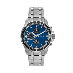 Relic by Fossil Men's Heath Stainless Steel Watch