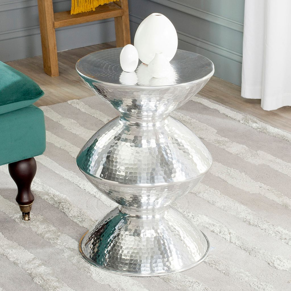 Safavieh Guildsman Metal End Table